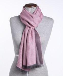 doubleface1413 grey pink