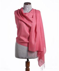 shawl plain irish rose1