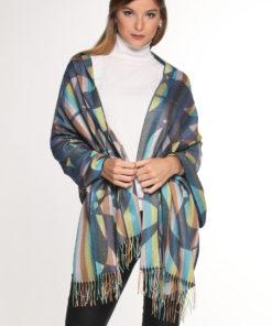 shawl striped