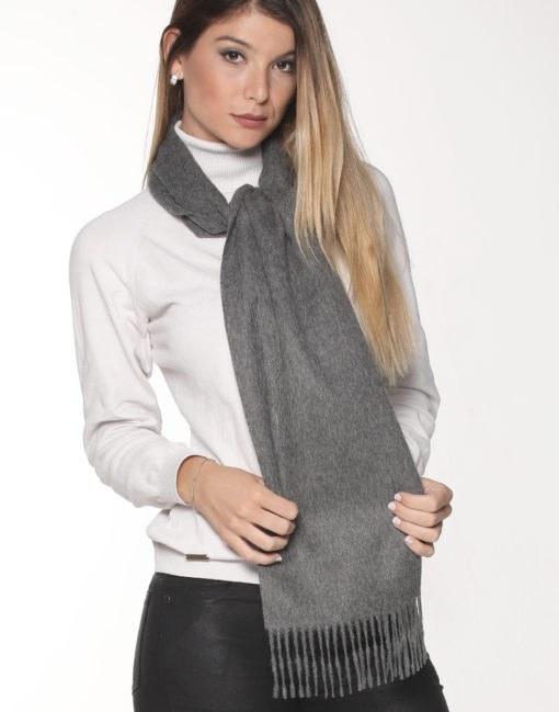 solid medium grey